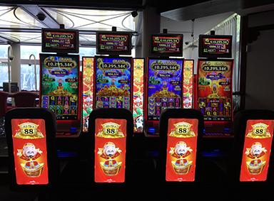 machine à sous casino le royal chamonix