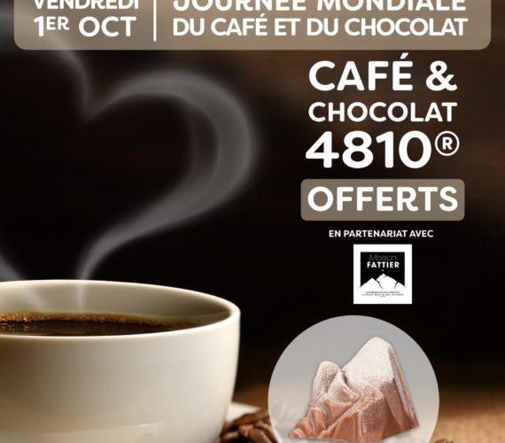 JOURNÉE MONDIALE DU CAFÉ ET DU CHOCOLAT